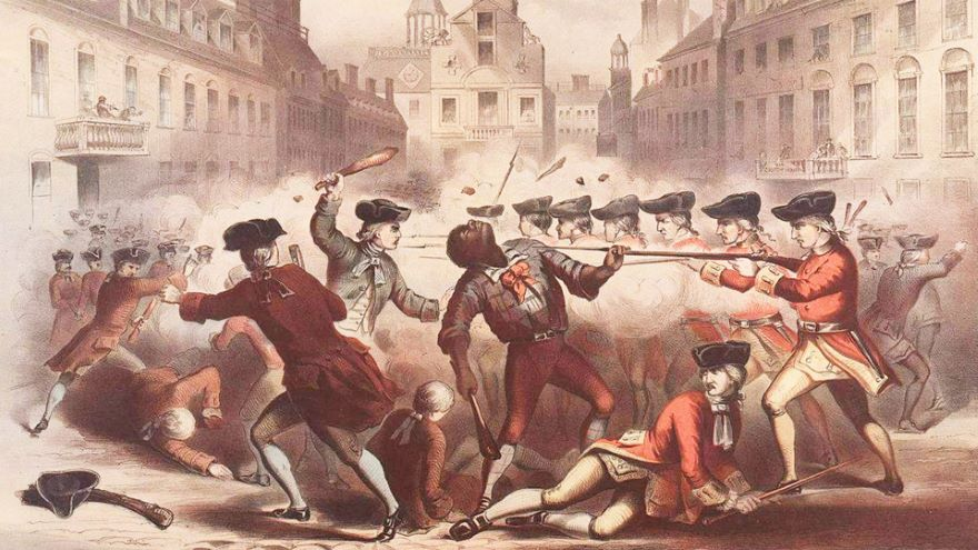 Crispus Attucks: The Massacre's Martyr