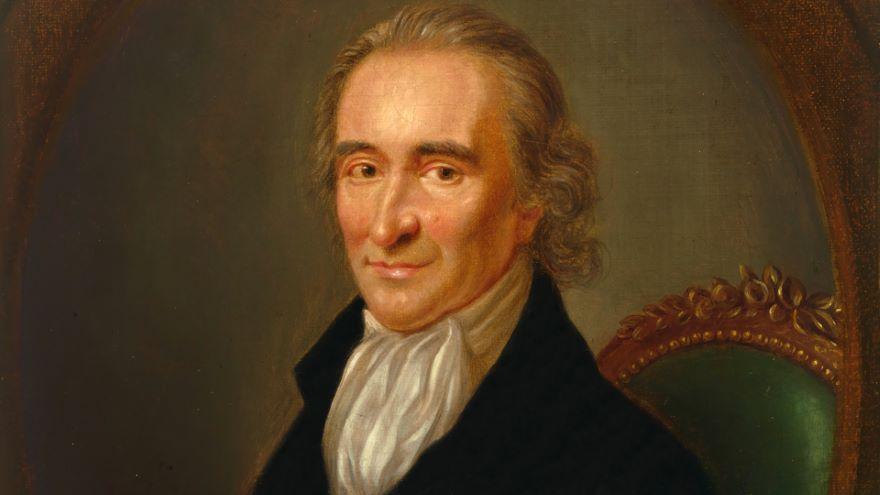 Tom Paine: Immigrant Pamphleteer