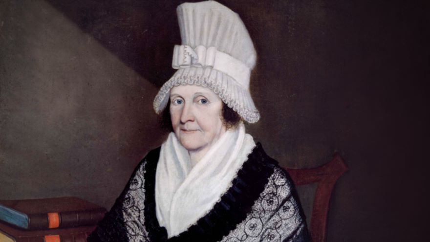 Mary Silliman: Soldier's Wife