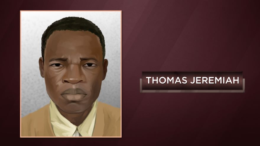 Thomas Jeremiah: Free Black Pilot