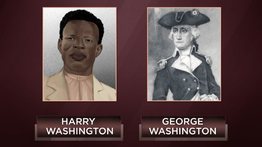 Harry Washington: Runaway Rebel