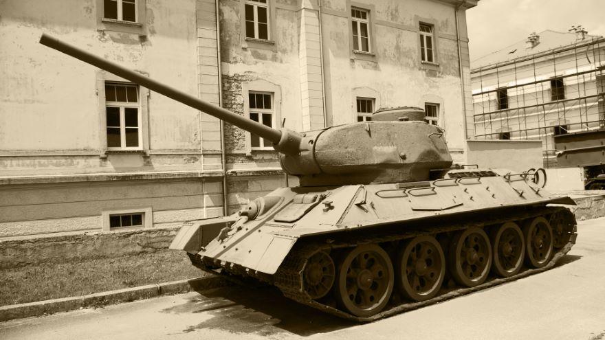 World War II: Steel Tempered in the Furnace