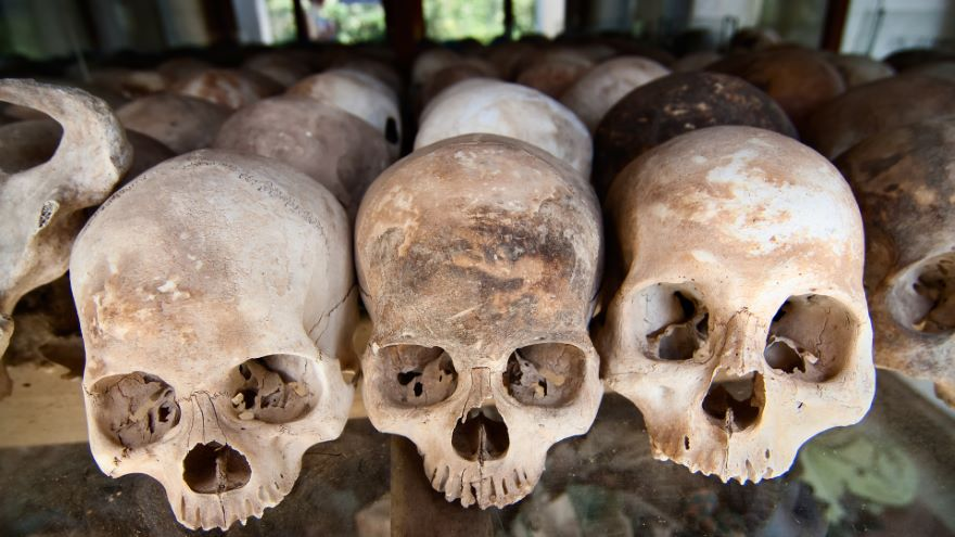 Pol Pot and Cambodia's Khmer Rouge
