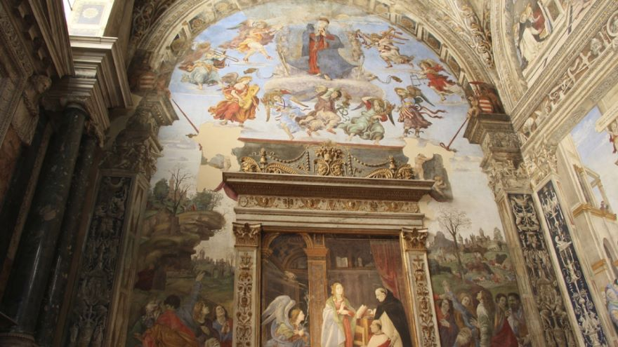 Piazza del Popolo to San Clemente