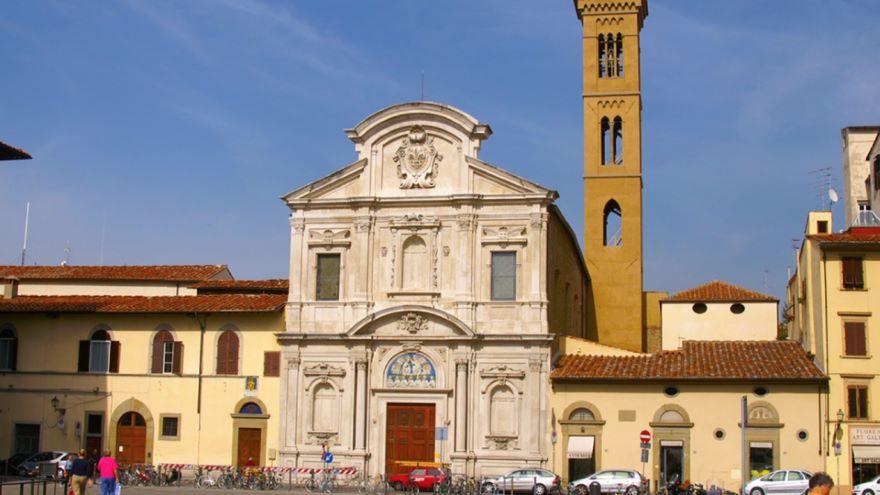 The Ognissanti, Palaces, Parks, and Villas