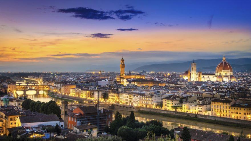 Romantic Views: San Miniato and Fiesole