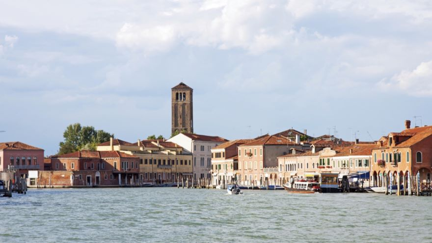 Sestiere Castello and the Outer Islands