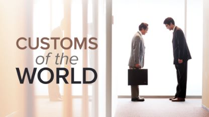 Customs of the World: Using Cultural Intelligence to Adapt, Wherever You Are