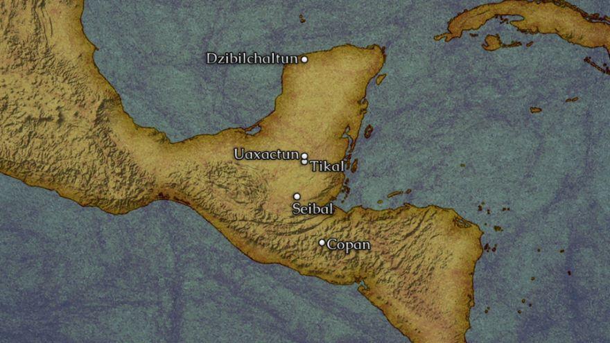 Preclassic Maya Lowlands-El Mirador