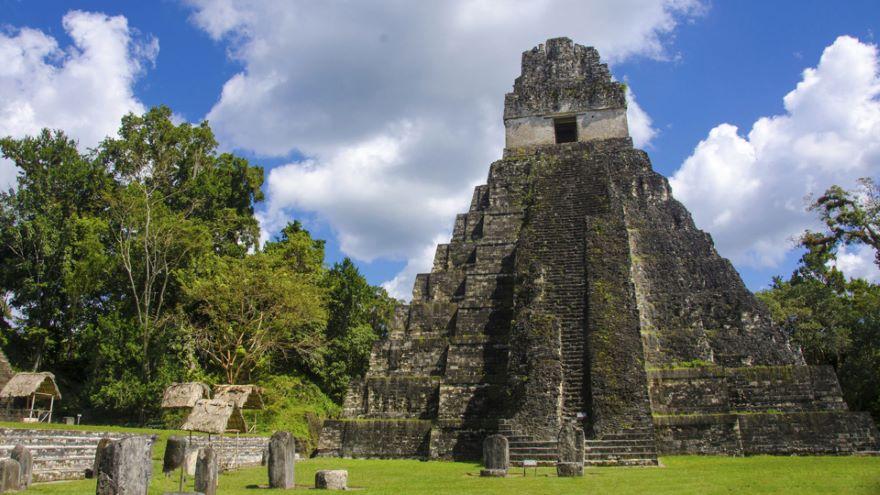Tikal-Aspiring Capital of the Maya World