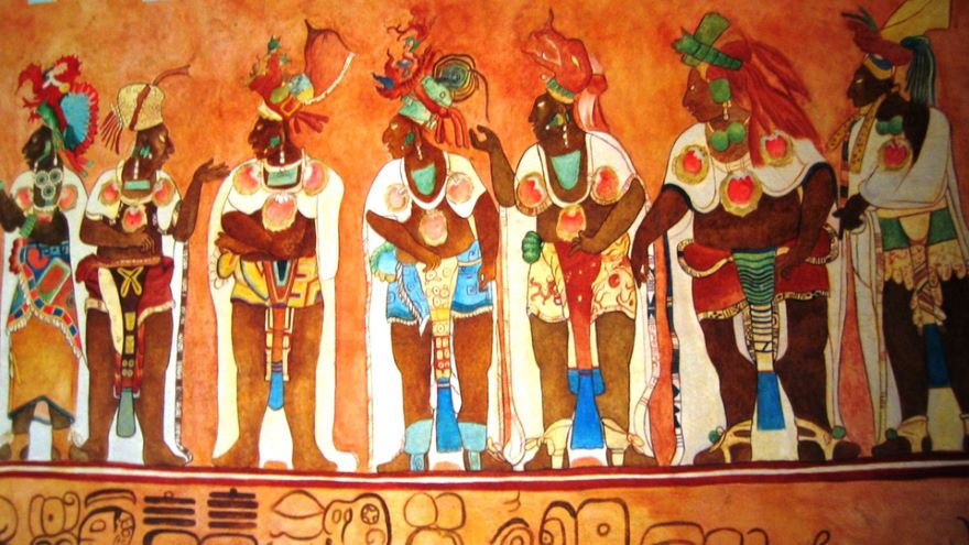 Illuminating Works of Maya Art