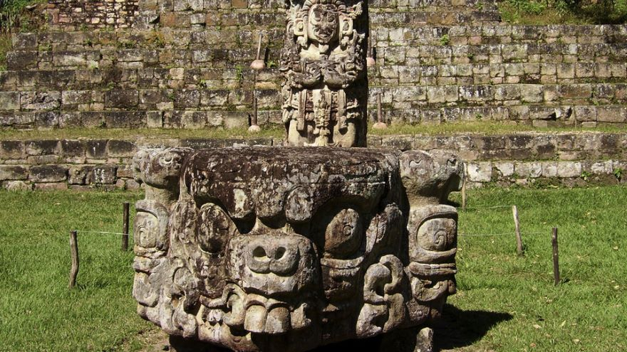 Copan-Jungle Dynasty of the East