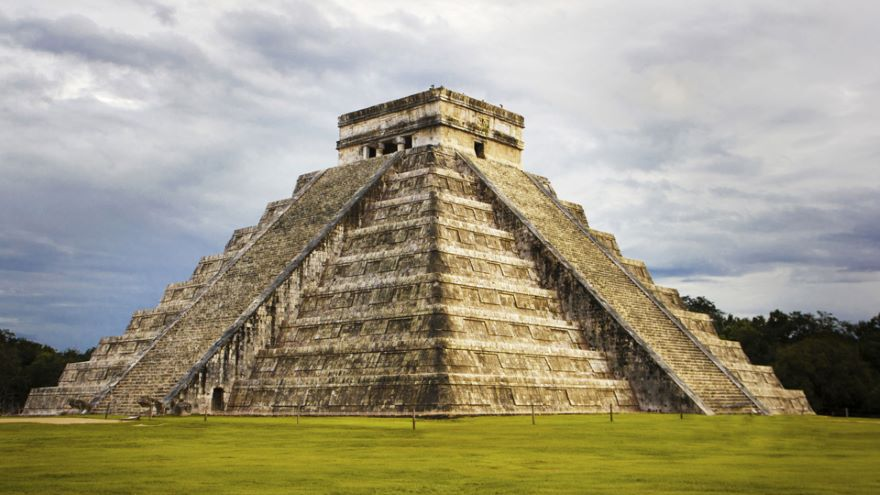 Chichen Itza-Maya Capital of the Yucatan