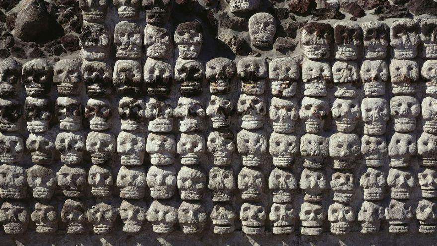 The Aztec Capital of Tenochtitlan