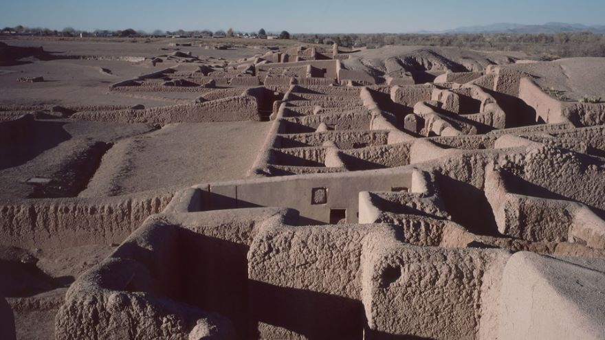 Paquime-Northernmost Mesoamerican City?