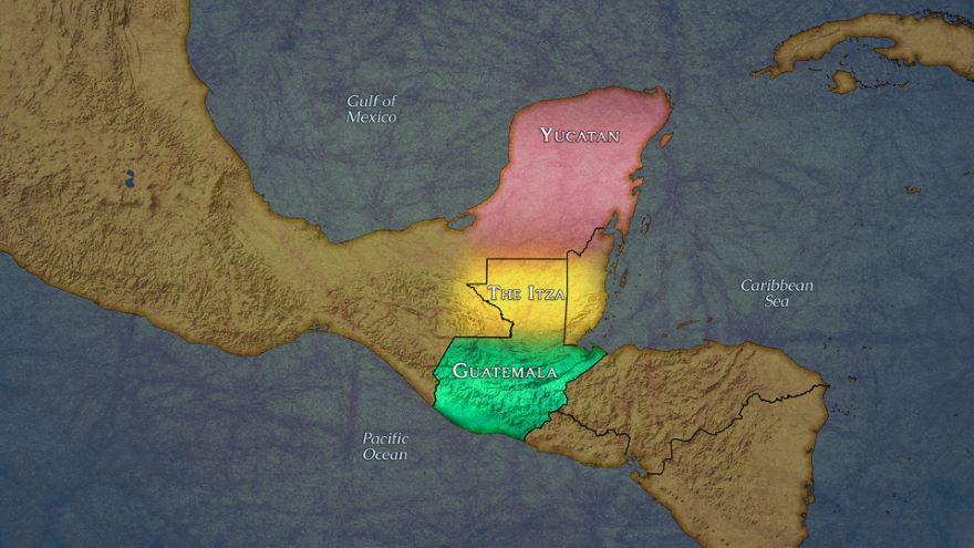 The Caste Wars of Yucatan