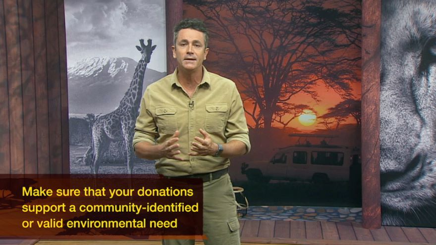 Tips for a Sustainable Safari