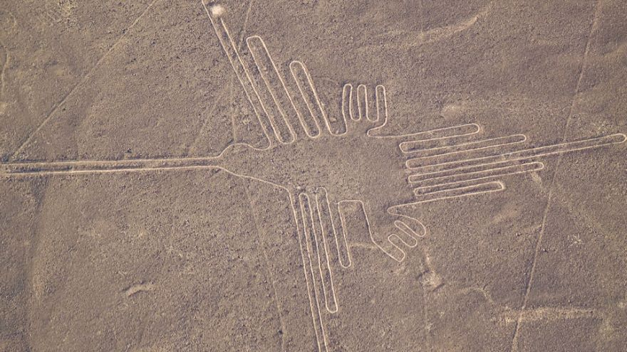 The Nazca Lines and Underground Channels
