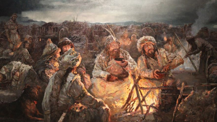 Nomadic Predecessors of the Mongols