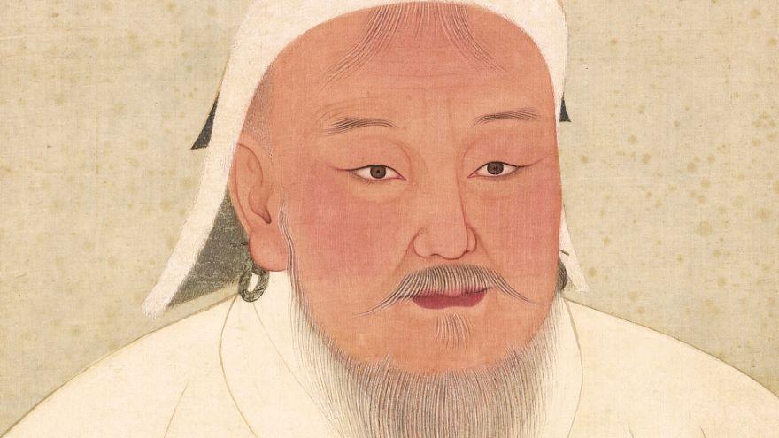 The Rise of Chinggis Khan