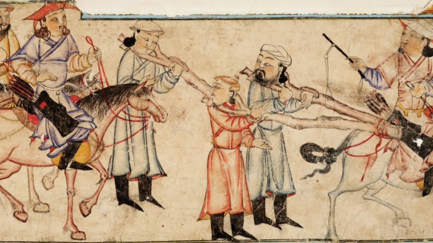 Chinggis Khan's Khwarazmian Campaign