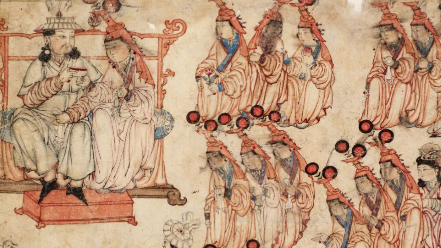 Mongol Queens and the Contest for the Empire