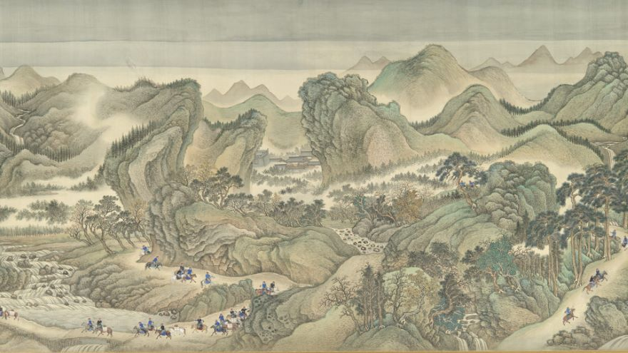 The Mongols in China