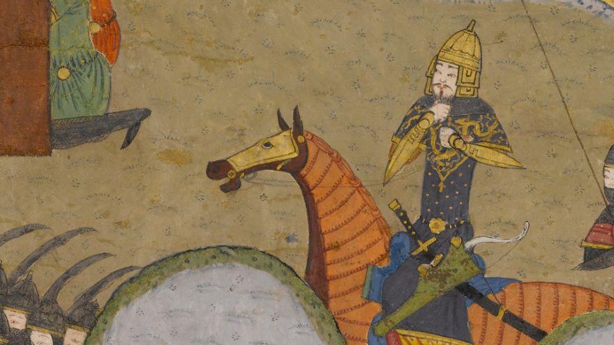 Timur the Lame, a.k.a. Tamerlane