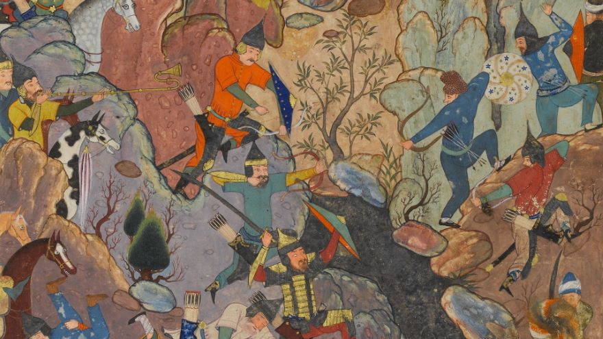 Timur's Major Campaigns