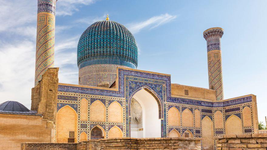 Samarkand: Timur's Cultural Capital