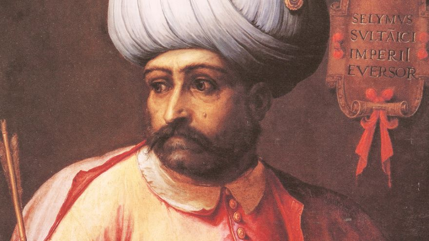 Selim the Grim and the Conquest of Cairo