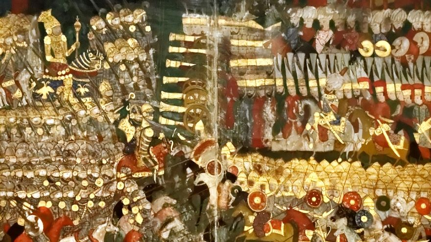 Sultan and Emperor: War in the West