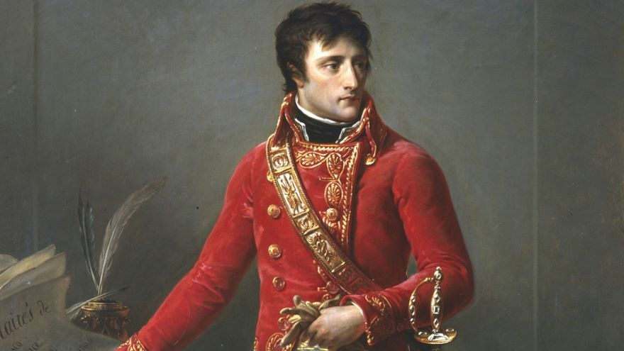 Napoleon Invades Ottoman Egypt