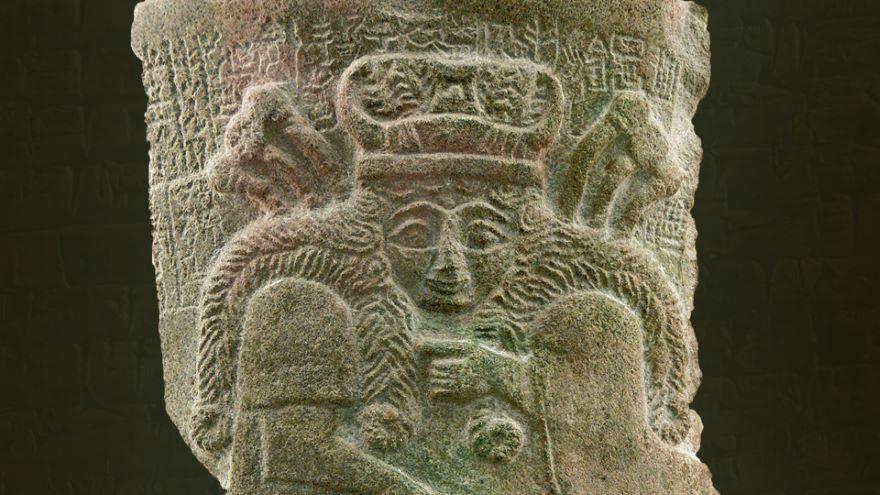 Akkadian Empire Arts and Gods