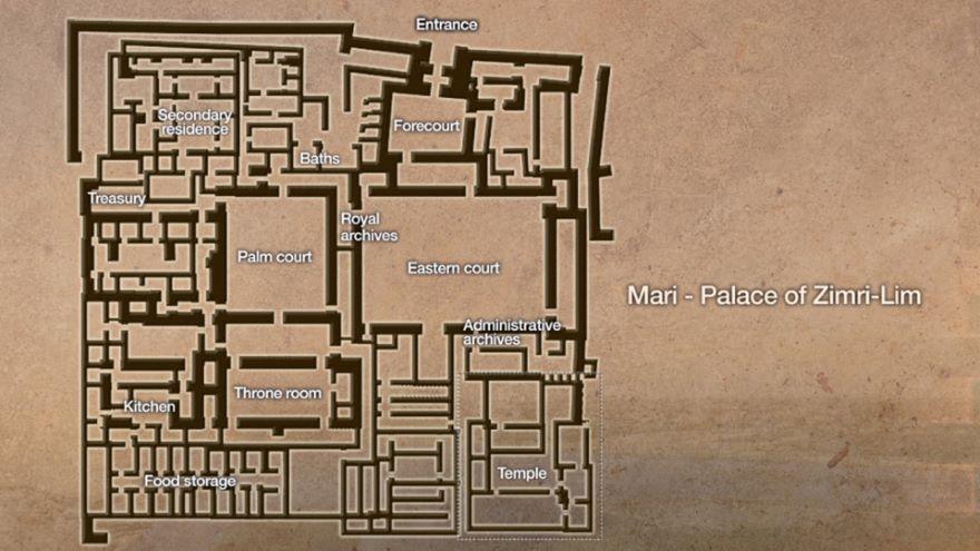 Royalty and Palace Intrigue at Mari