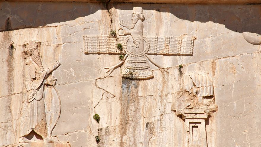 End of the Neo-Babylonian Empire