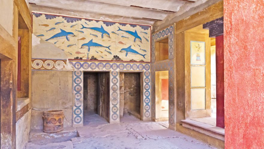 Bronze Age Greece: Minoans and Myceneans
