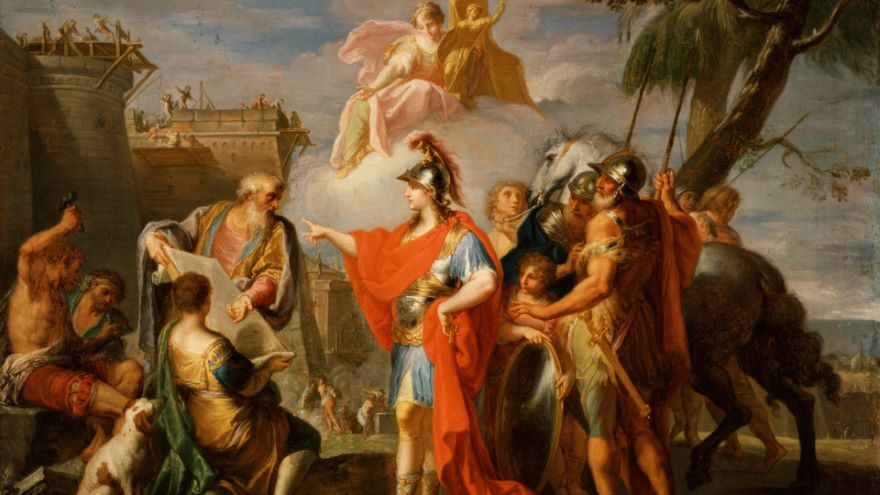 Alexander the Great: Greek Culture Spreads