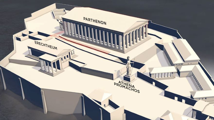 The Perfection of Greek Architecture