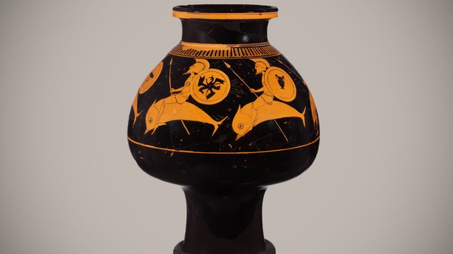 The Monumentality of Greek Painting