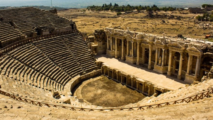 Greek Theater: Producing and Staging Plays