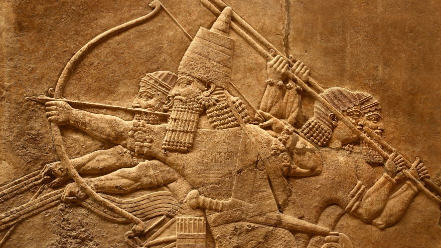 Beyond Greece-The Persian Empire