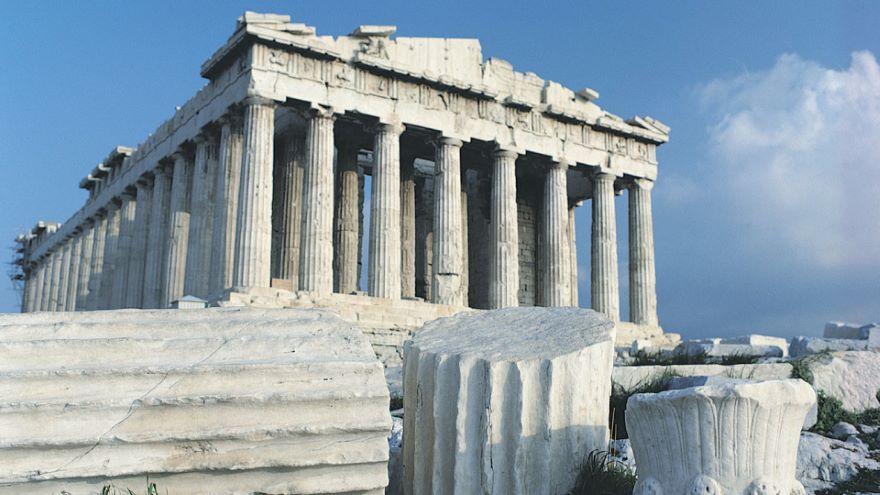 Athens-Around the Acropolis and Parthenon