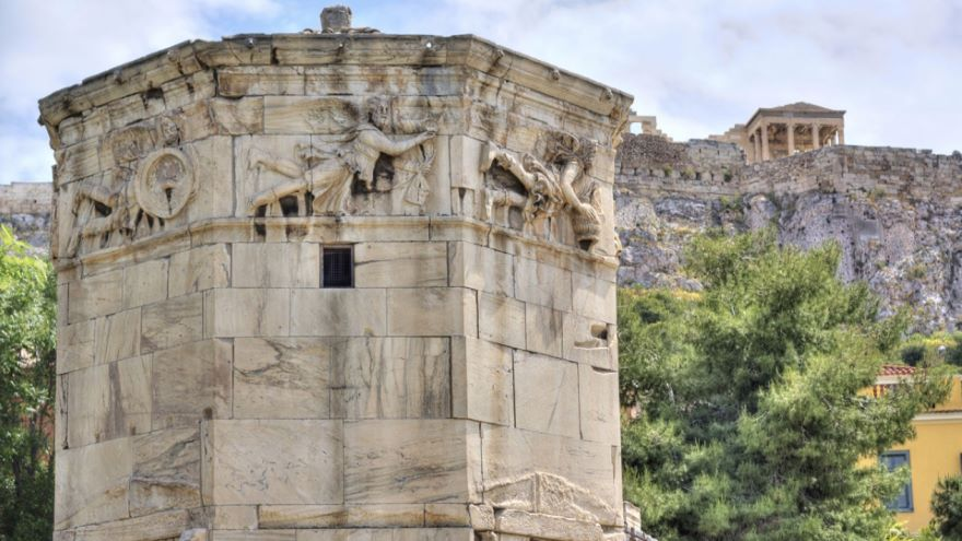 Around Attica-Temples and Mysteries