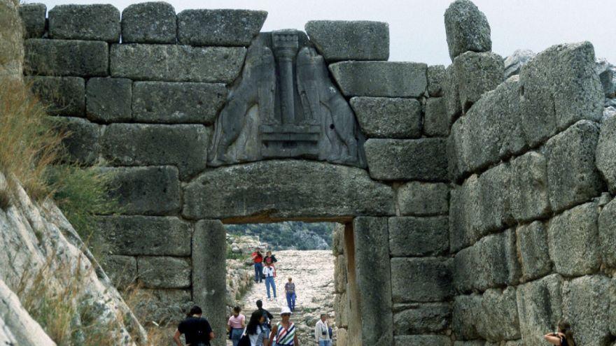 Mycenae-Where Kings Planned the Trojan War