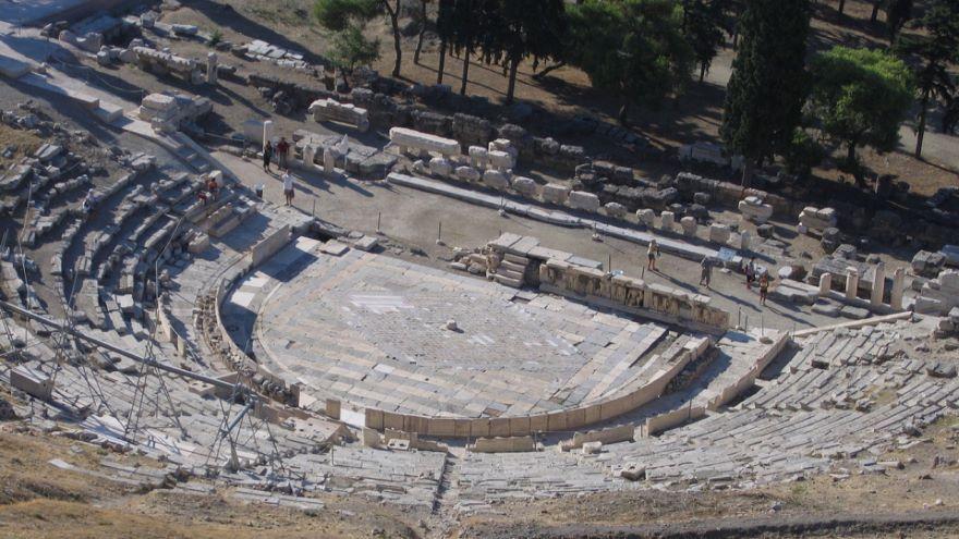 Quest for Wisdom at Apollo's Oracle-Delphi