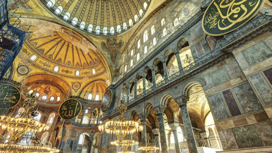 The Pearl of Constantinople-Hagia Sophia