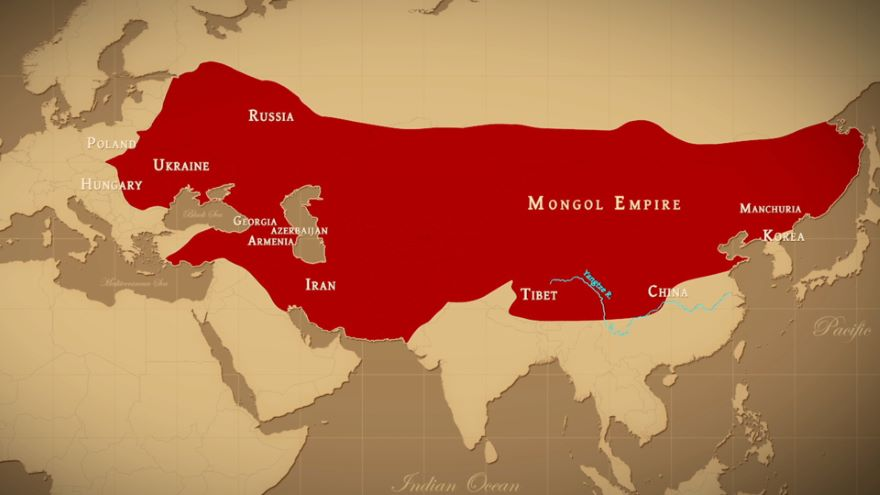 What Happened to the Mongols after 1215?