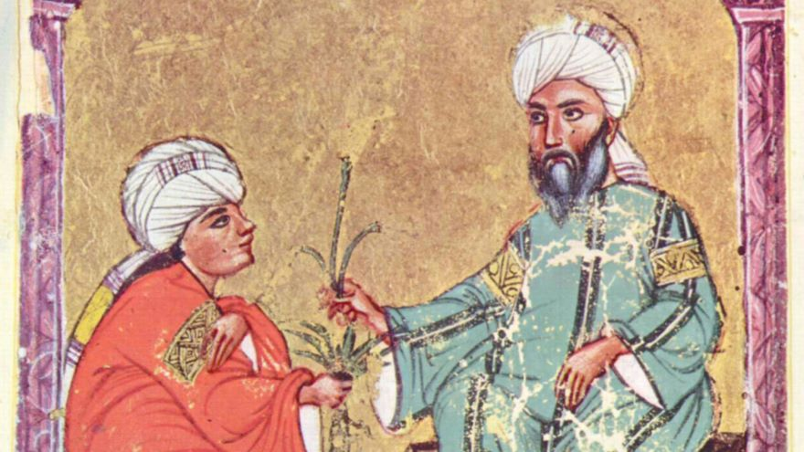 The Islamic World in 1215