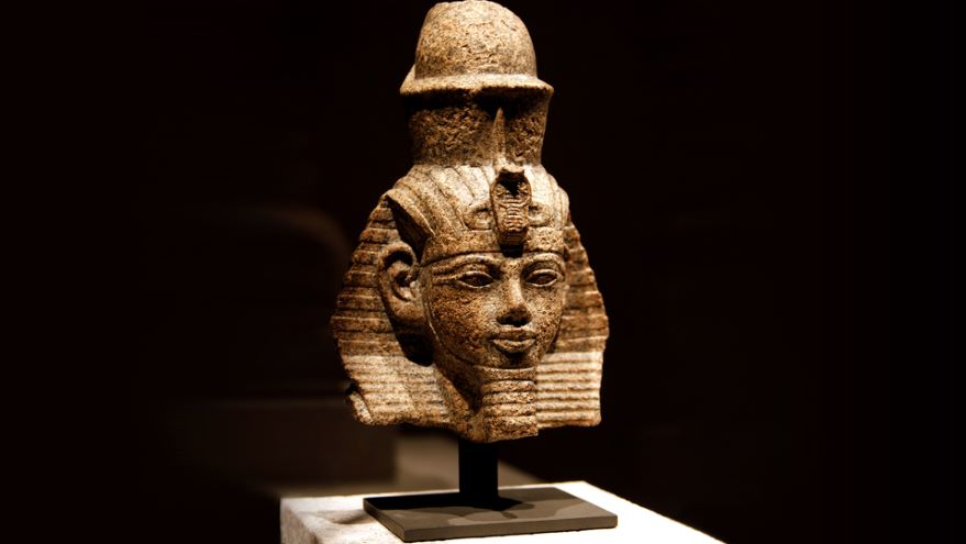 Malkata Palace: Pharaoh, Foreigners, and Gods